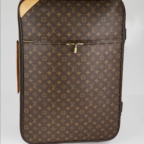 ddfcaf142 Louis Vuitton Handbags - Louis Vuitton pegase 70 rolling suitcase